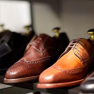 Для изготовления обуви